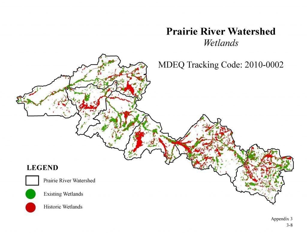 Prairie River Watershed