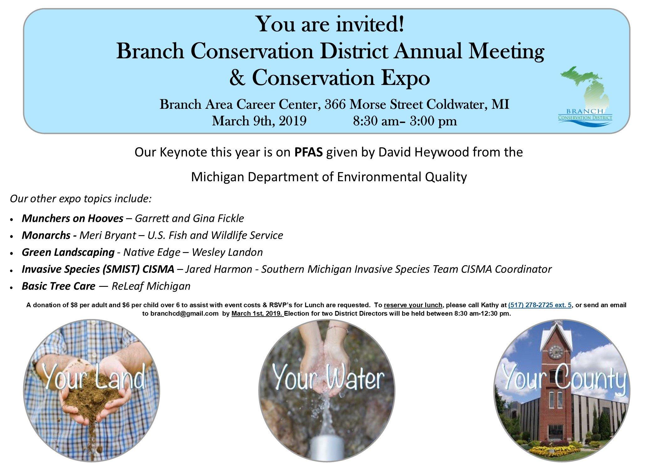 BCCD 71 Annual Meeting